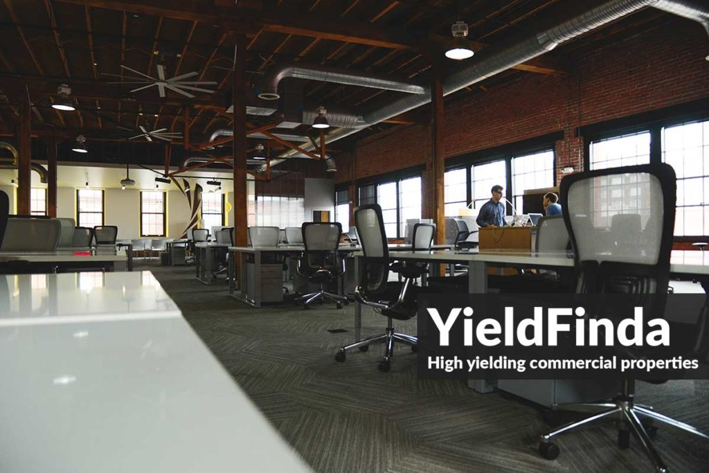Viable commercial property
